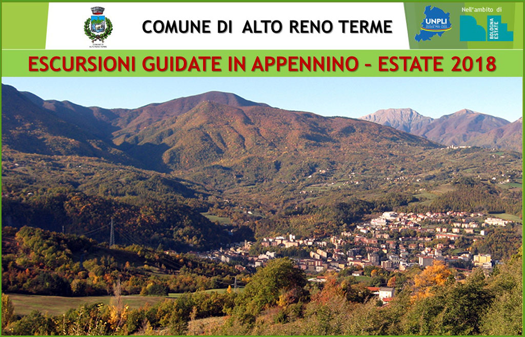 Escursioni guidate in appennino – Estate 2018