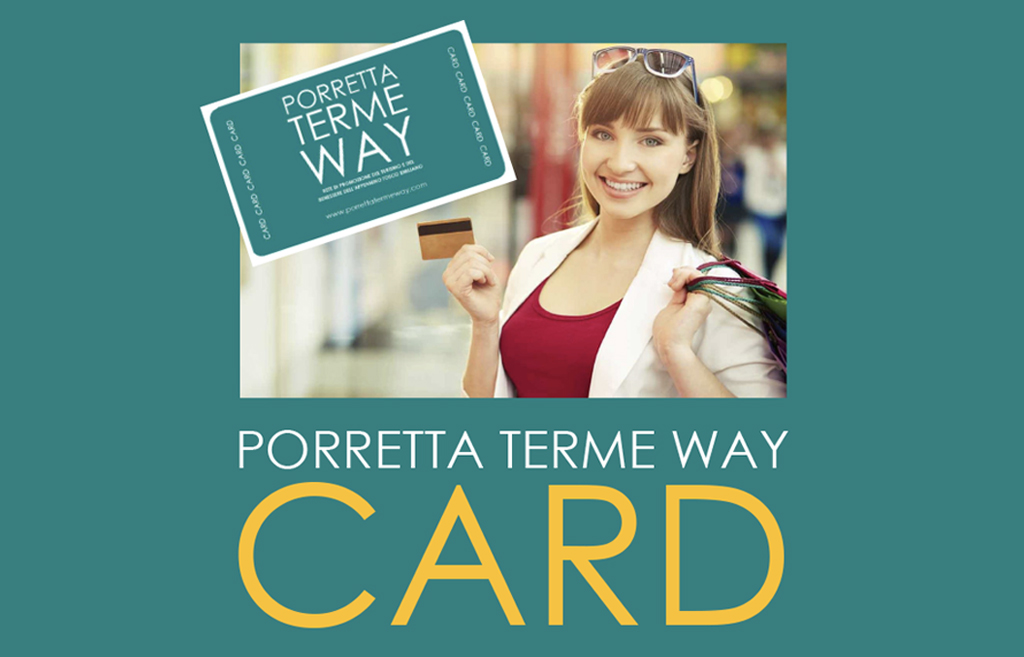Porretta Terme Way Card