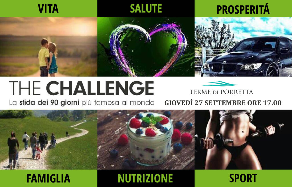 THE CHALLENGE – La sfida dei 90 giorni più famosa al mondo