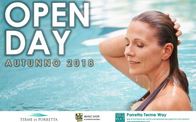 Open Day – Autunno 2018